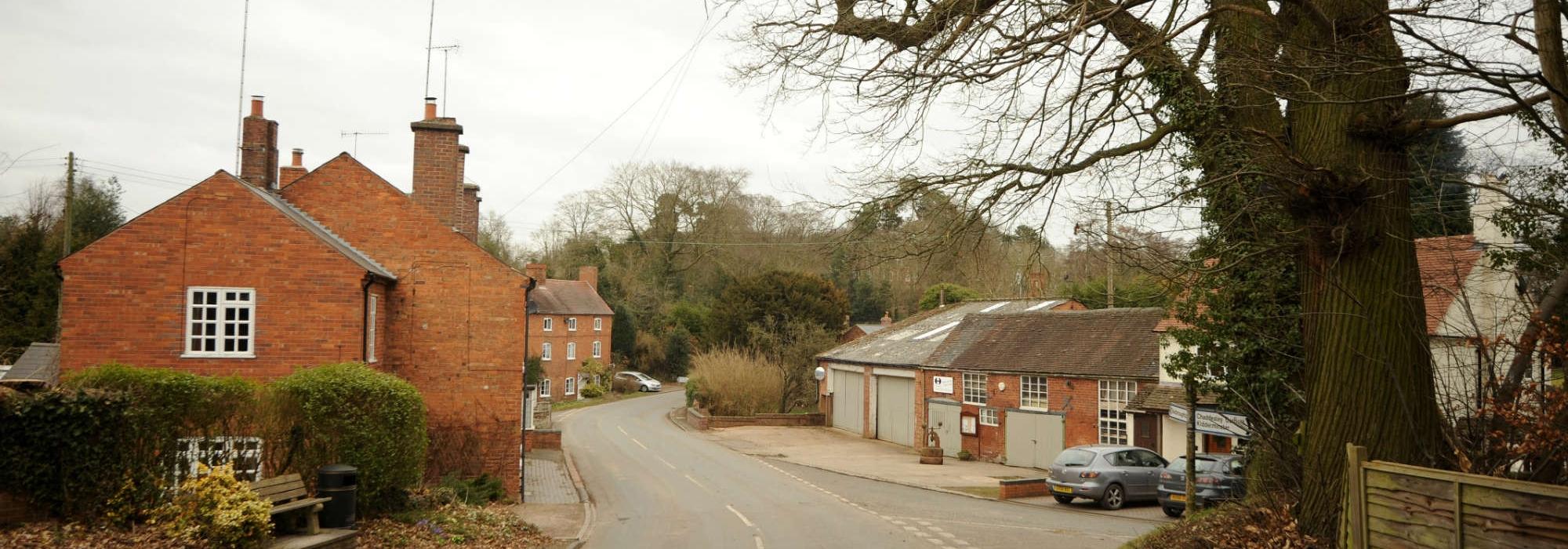 Drayton hamlet
